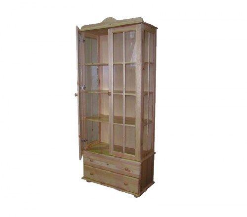 Шкаф Витязь 130 из массива
