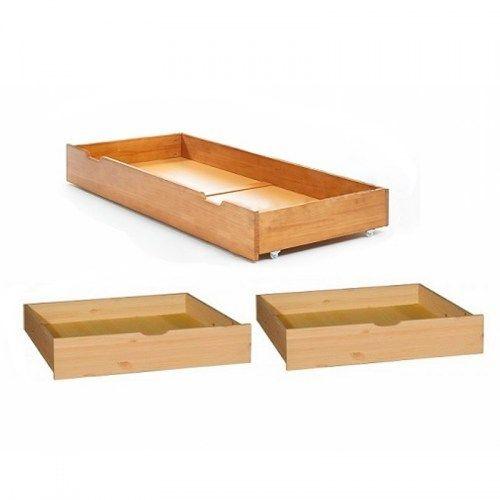 Кровать Филёнка без шаров из массива