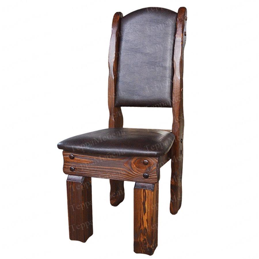 стулья из массива дерева фото отличается