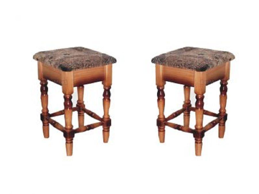 Деревянные стульчики из дерева