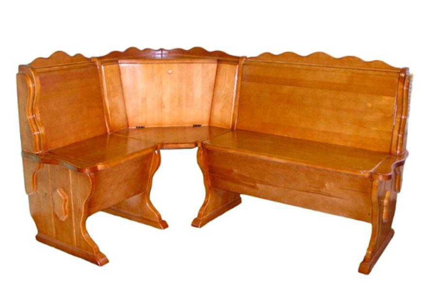 Деревянный диван Москва с доставкой